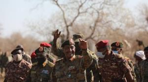 البرهان: سودان به دنبال جنگ با اتیوپی نیست