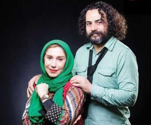 نسیم ادبی به سوگ همسرش نشست