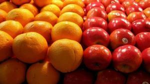تامین ۷۰۰ تن میوه برای شب عید گلستان
