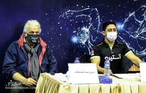 مشتاقی: گرایی و پشتام حریفان آسانی برای سعید عبدولی نیستند