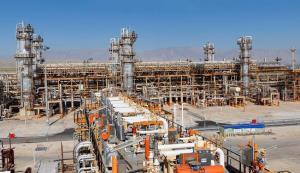 بزرگترین پالایشگاه گازی خاورمیانه با دستور رئیسجمهور بهرهبرداری شد
