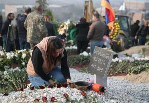 ارمنستان: ۳۴۰۰ نفر در جنگ قره باغ کشته شدند