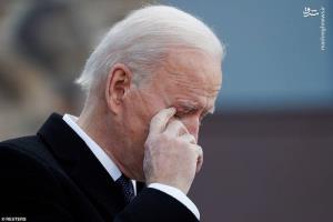 دوبله طنز گریه کردن جو بایدن