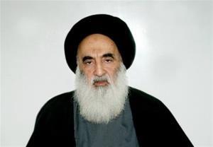 آیت الله سیستانی: دستگاههای امنیتی طرحهای دشمنان را به شکست بکشانند