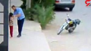 پاره شدن گوش کودک خوزستانی در صحنه سرقت گوشواره