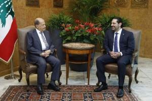 منابع لبنانی: اختلافات عون و حریری همچنان به قوت خود ادامه دارد