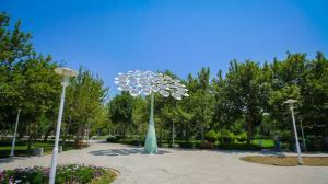 تامین آب پایدار برای فضای سبز کلانشهر اصفهان