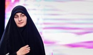 توییت دختر سردار سلیمانی خطاب به ترامپ