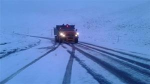 کولاک تردد خودروهای سنگین در مسیر جوین ـ جغتای را ممنوع کرد