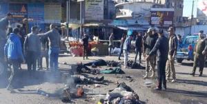 اطلاعات اولیه از عاملان انفجارهای مهیب بغداد
