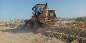 رفع تصرف ۳۷.۳ هزار مترمربع اراضی ملی در قشم