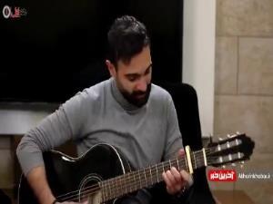 وقتی میهمانان شام ایرانی از خواننده مصری «عمرو دیاب» میخوانند