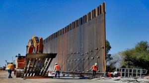 استقبال مکزیک از فرمان بایدن برای توقف ساخت دیوار مرزی