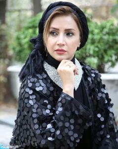 چهره ها/ شبنم قلی خانی با لباس سنتی