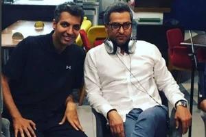 عادل فردوسی پور واسطه حضور دکتر هاشمیان از بیمارستان مسیح دانشوری در بیمارستان لاله