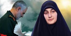 واکنش زینب سلیمانی به پایان رژیم ترامپ؛ زندگی را در ترس به سر خواهی برد