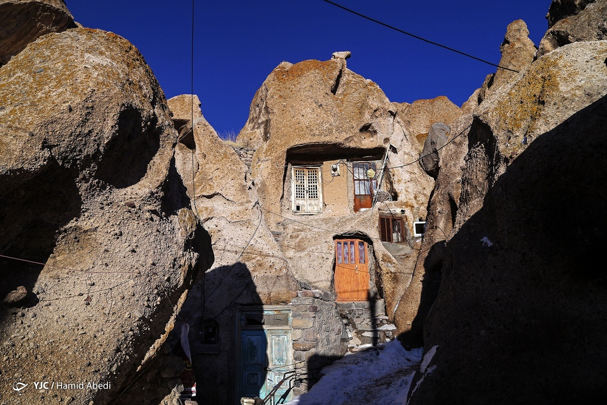 عکس/ زندگی در دل صخرههای سلطان داغی