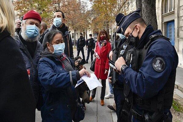 فرانسه وضعیت اضطراری را تمدید کرد