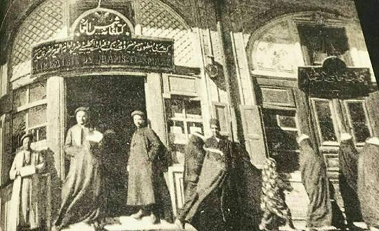 تصاویری بکر از ایرانِ قدیم
