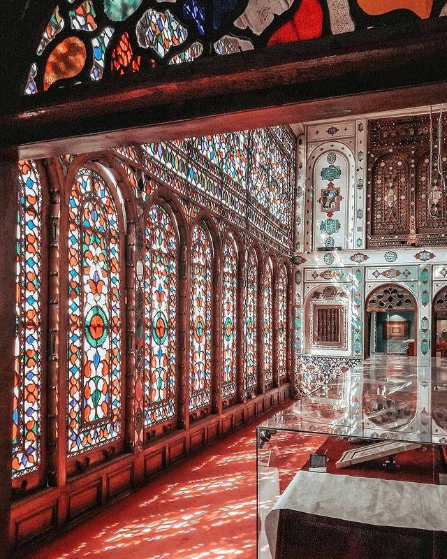 خانه زیبای مشیرالملک اصفهان