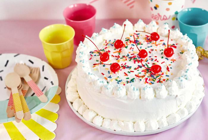 فوت و فن ها تهیه خامه کیک با خامه صبحانه در منزل