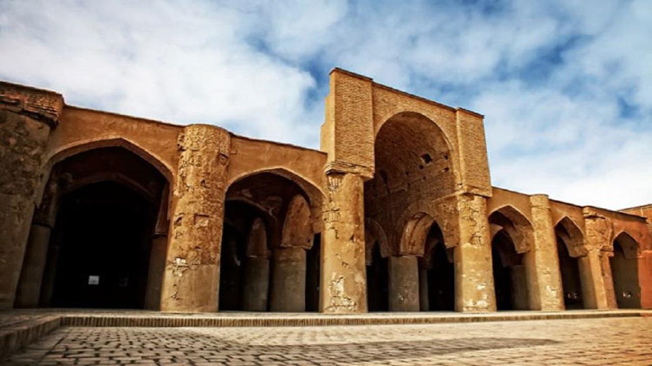 مسجد تاریخانه دامغان در مسیر ثبت جهانی