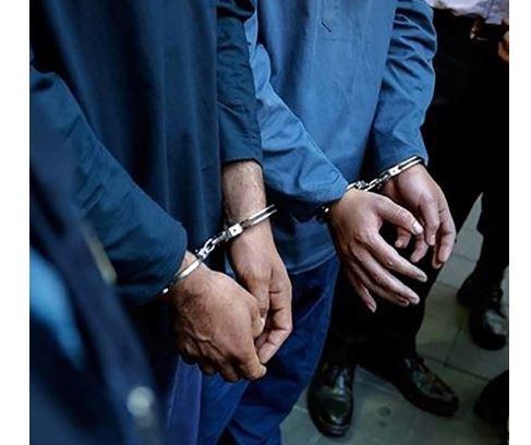 انهدام باند سارقان فرااستانی توسط پلیس آگاهی خوزستان