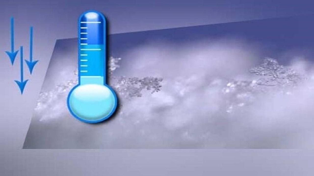 پیش بینی کاهش دمای هوا در چهارمحال و بختیاری