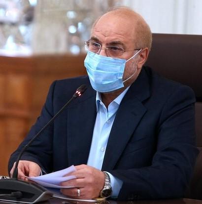 قالیباف به رئیس مجلس عراق پیام داد