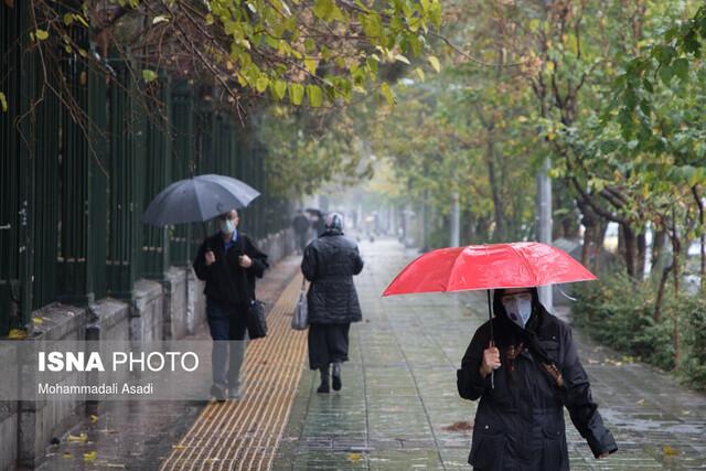 کاهش ۲۵ درصدی بارشها در کشور