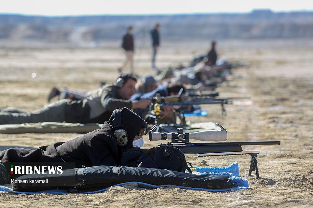 مسابقات تیراندازی آزاد کشوری در قم
