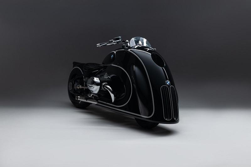 طراحی عجیب موتورسیکلت بی ام و، احیای روح نوستالژی روی دو چرخ
