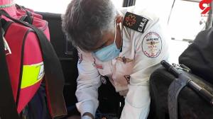 اورژانس هوایی فرشته نجات کودک 11 ساله شد
