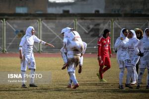 لیگ برتر فوتبال زنان/ نتایج کامل هفته هشتم