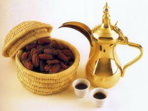 طرز تهیه قهوه هسته خرما