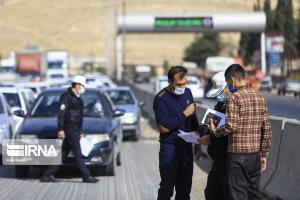 ۱۶۰ خودروی غیربومی از ورودی آستارا بازگردانده شد