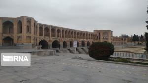 محیط زیست: هوای جمعه کلانشهر اصفهان سالم است