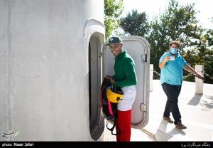 جزئیات سقوط مرگبار چترباز معروف در مراسم سالگرد پلاسکو