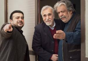 چهره ها/ عکس سپند امیر سلیمانی با پدرانش در سریال «باخانمان»