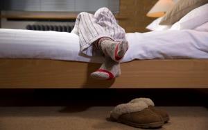 با سندرم پاهای بی قرار چه کنیم؟