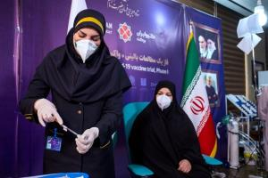 وضعیت سلامت ۲۱ تزریقکننده واکسن ایرانی کرونا