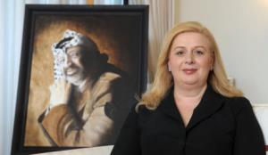 حرف های جنجالی همسر یاسر عرفات درباره عباس