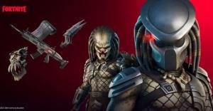 شخصیت Predator به بازی Fortnite اضافه شد