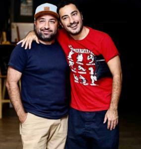 چهره ها/ حال و هوای امید محمدزاده بازیگر جدید فیلم قورباغه