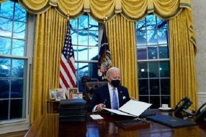استیضاح ترامپ اولویت بایدن نیست