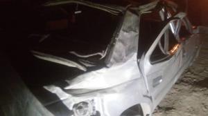 واژگونی خودرو در یزد باز هم قربانی گرفت