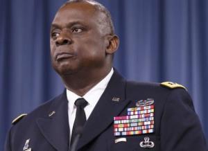 نخستین آمریکایی آفریقایی تبار وزیر دفاع آمریکا شد