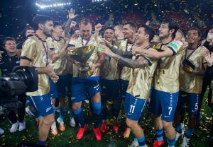 شانس بالای تیم ستاره ایرانی برای سومین قهرمانی متوالی