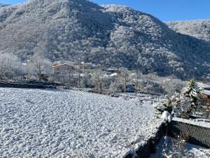 مازندران بارش ۸۰ سانتیمتری برف را تجربه کرد
