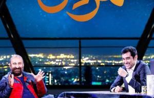 واکنش شهاب حسینی به اختلاف سلیقه موسیقیایی با پسرش